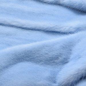 Норка небесно-голубой